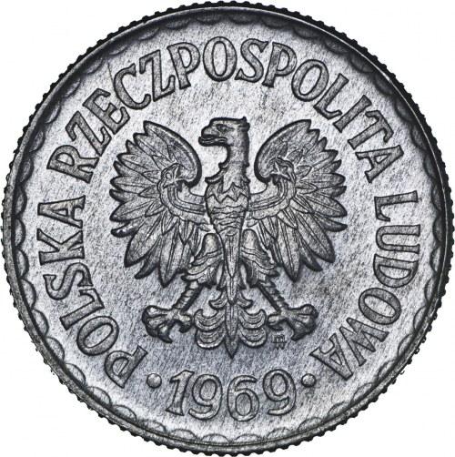1 zł 1969, Al.
