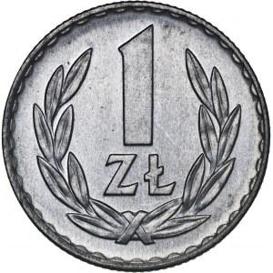 1 zł 1970, Al.