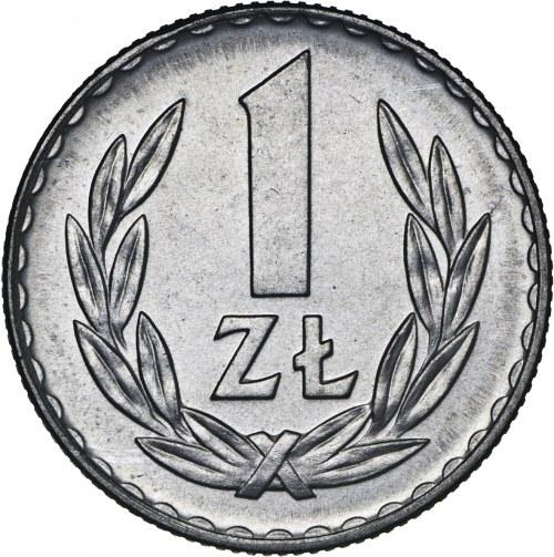 1 zł 1971, Al.