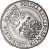 Polska, PRL, 20 zł 1974 XXV lat RWPG, skrętka, slab NGC MS66