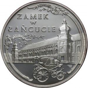 300 000 zł 1993, Zamek w Łańcucie, Ag 999