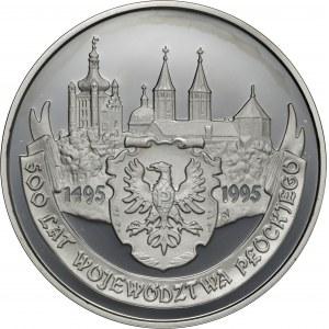 20 zł 1995, 500 lat województwa Płockiego, Ag 925