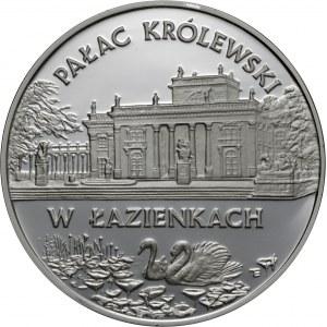 20 zł 1995, Pałac Królewski w Łazienkach, Ag 925