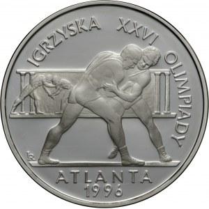 20 zł 1995, Igrzyska XXVI Olimpiady - Atlanta 1996, Ag 925