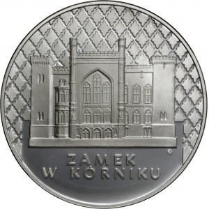 20 zł 1998, Zamek w Kórniku, Ag 925