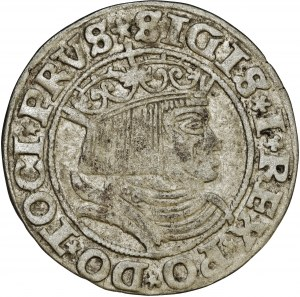 Zygmunt I Stary, grosz 1531, Toruń