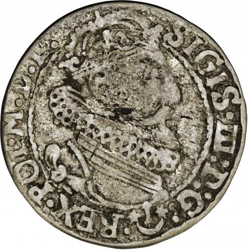 Zygmunt III Waza, szóstak 1624, Kraków