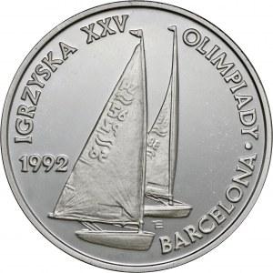 200 000 zł 1991, Igrzyska XXVV Olimpiady Barcelona 1992, Ag925