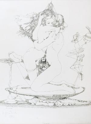 Wojtek SIUDMAK (ur. 1942), Genese, 1973