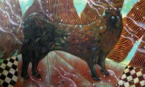 Justyna Neyman, Pies z kluczem, 2009