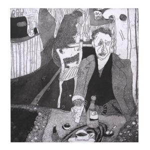 Marta Wakuła - Mac, Glass of coke, 2006