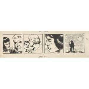 Stanisław Ibis Gratkowski (1923-1988) Ilustracje do komiksu