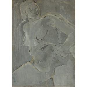 Joachim Weingart (1895 Drohobycz - 1942 Oświęcim), Akt kobiecy