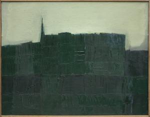 Mazurkiewicz Alfons, PEJZAŻ, 1962