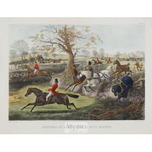 Henry Thomas Alken (1785–1851), Odnowienie znajomości z ogarami