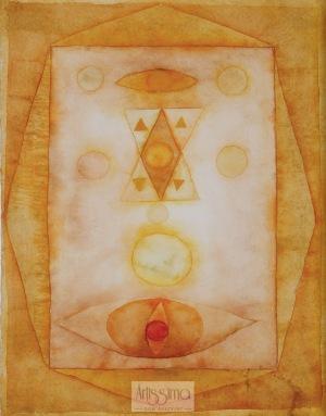 Urszula Broll, Kompozycja, 1967