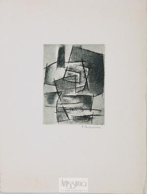 Felicja Pacanowska, Kompozycja, 1966