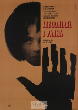 Wiktor Górka, Plakat filmowy Zbrodniarz i panna, 1963