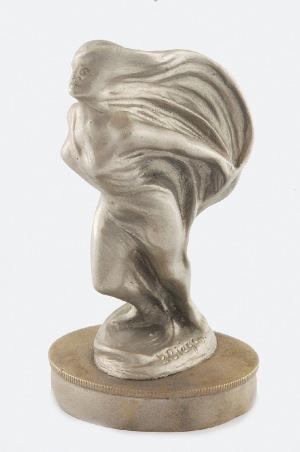 BOLESŁAW BIEGAS (1877-1954), Kobieta z woalem