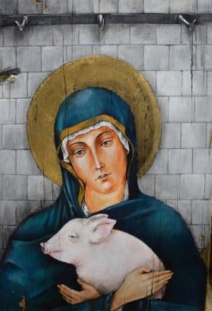 Borys Fiodorowicz, Madonna od św. Franciszka, 2016