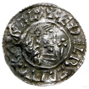 denar typu second hand, 985-991, mennica London, mincer...