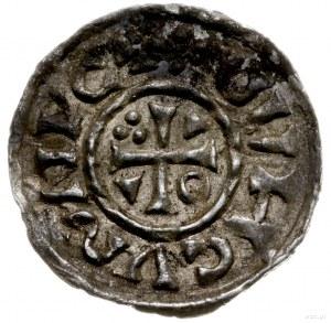 denar 1002-1009, mincerz Kid; Krzyż z kółkiem, dwoma tr...