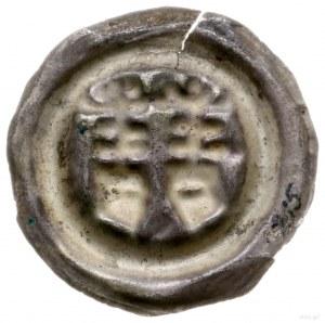 brakteat ok. 1260-1300, mennica nieznana (Wittenberga?)...