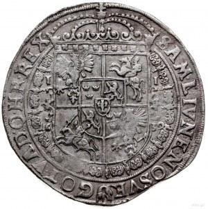 talar 1632, Bydgoszcz; Aw: Popiersie w prawo, pod nim h...