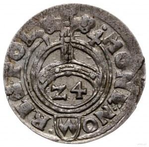 półtorak 1614, Bydgoszcz; odmiana z Orłem na awersie, p...