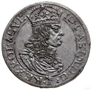 szóstak 1659 / TLB, Kraków; gwiazdka pomiędzy tarczami ...