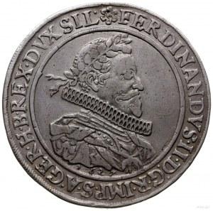 talar 1627, Wrocław; Aw: Popiersie w prawo i napis woko...
