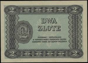 2 złote 1.05.1925, seria B, numeracja 0429345; Lucow 70...