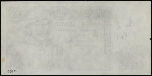 500 złotych 15.08.1939, jednostronny druk strony główne...