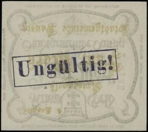 5 marek 12.10.1918 (Kriegs-Geld), bez znaku wodnego, cz...