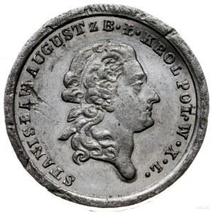 medal autorstwa Józefa Majnerta wykonany rzekomo w 1789...