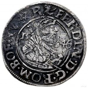 1/4 talara 1546, Joachimsthal (znak menniczy: wielbłąd)...