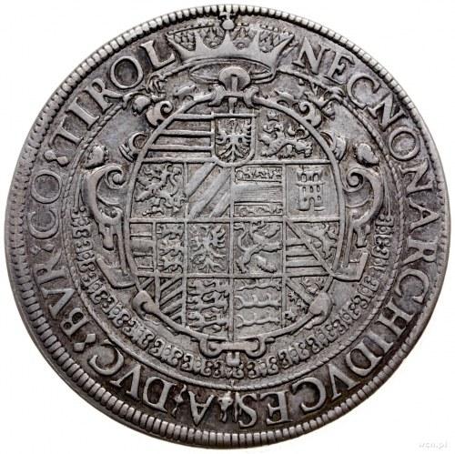 dwutalar 1604, Hall; Aw: Popiersie w prawo, pod nim dat...