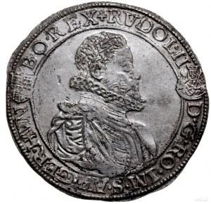 talar 1603, Krzemnica; Aw: Popiersie, napis wokoło, Rw:...