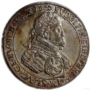 talar 1607, Hall; odmiana z datą w napisie otokowym na ...