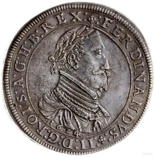 talar 1624, Graz; Aw: Popiersie w prawo, pod nim data, ...