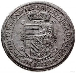 talar 1621, Ensisheim; Aw: Popiersie w prawo i napis wo...