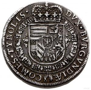 1/4 talara 1654, Hall; Aw: Popiersie w prawo, wokoło na...