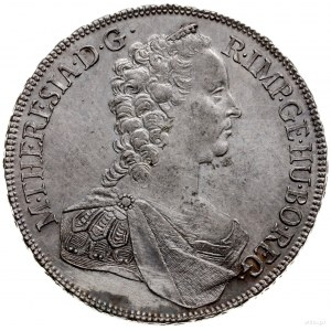 talar 1759, Hall; Aw: Popiersie w prawo i napis wokoło,...