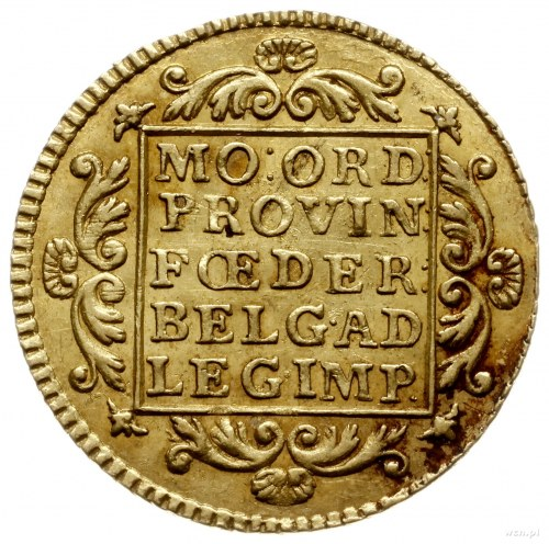 dukat 1758; Delmonte 650, Fr. 238, Verk. 2.3, Purmer Ge...