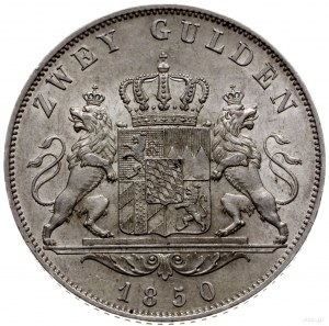 2 guldeny 1860; AKS 150, Dav. 600, Thun 90, AKS 150; ba...