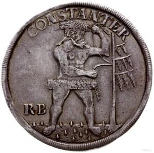 talar 1710, Zellerfeld; wariant z inicjałami RB; Dav. 2...