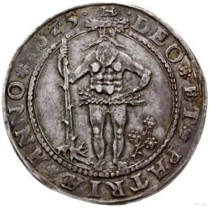 talar 1625, Zellerfeld; Dav. 6303; Welter 1057 A; srebr...