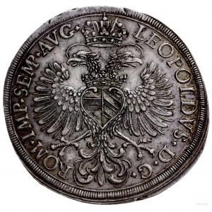 talar 1694; Aw: Dwugłowy Orzeł pod koroną i napis wokoł...