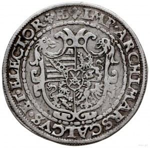 półtalar 1572, Drezno; Kahnt 86; srebro 13.96 g