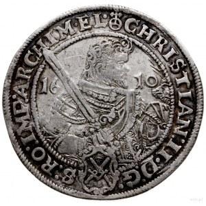 talar 1610, Drezno; Dav. 7566, Kahnt 228, Schnee 767; s...